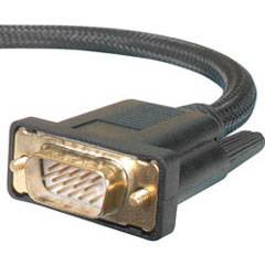 Dayton HD15-25 VGA Male/Male Video Cable 25 ft.