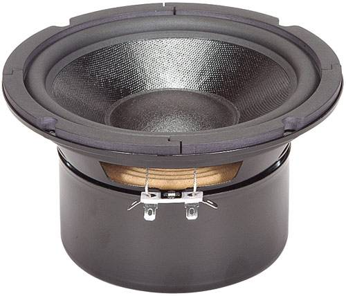 "Dayton DC160S-8 6-1/2"" Classic Shielded Woofer"