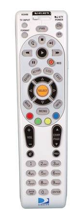 DirecTV Replacement Remote RF