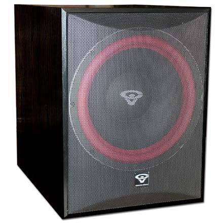 Cerwin Vega CLS-12S 12in Powered Subwoofer 250 Watts
