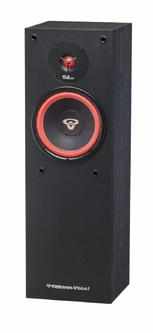 "Cerwin-Vega SL-8 8"" 2-Way Floor Speaker, 150 Watts - Single"