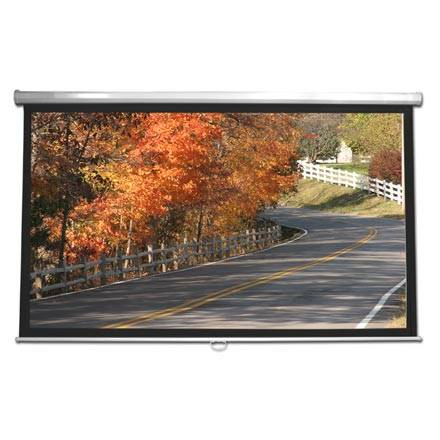 Choice Select 120in Gray Projector Screen 16:9 Ratio