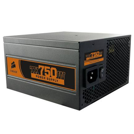 Corsair 750W ATX Power Supply, SLI ready