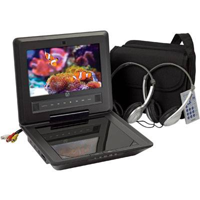 Audiovox D710PK 7-inch portable DVD player