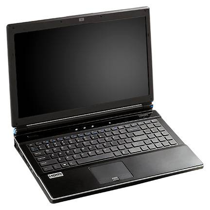 Clevo W860CU Core i5 430m Gaming Notebook