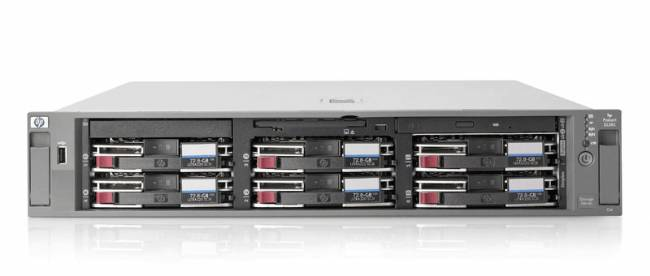HP Proliant DL380 G3 Dual Xeon 3.06Ghz cpus,6gb Ram,6x73GB hdd,cd,fdd